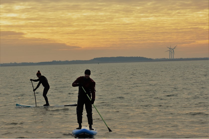 Stand up paddle courses